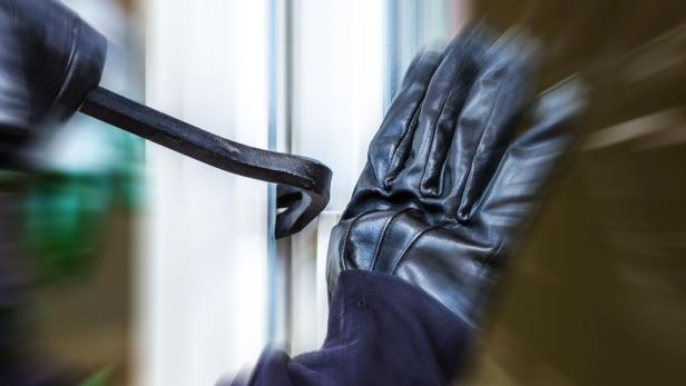 Burglary into a house