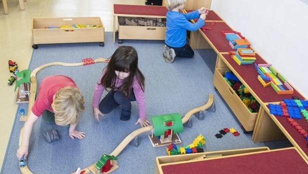 Theresianum), Kindergarten