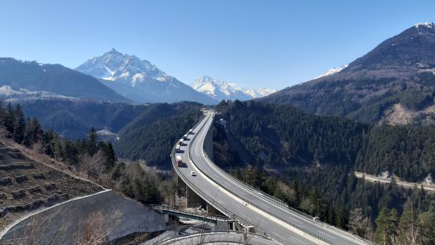 Brennerautobahn / Europabrücke