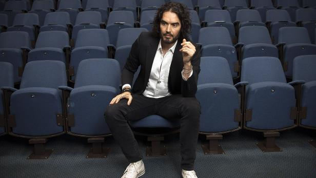 Russell Brand als Youtube-Therapeut