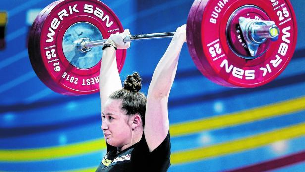 Weightlifting European Championships 2018