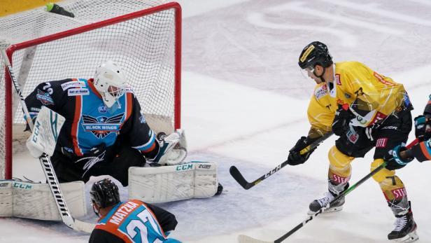 Eishockey, Vienna Capitals -Linz