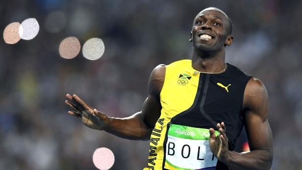 FILE PHOTO: Athletics - Men's 100m Final
