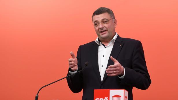 """PK SPÖ """"WAHRHEITSPFLICHT IN AUSSCHÜSSEN"""": LEICHTFRIED"""