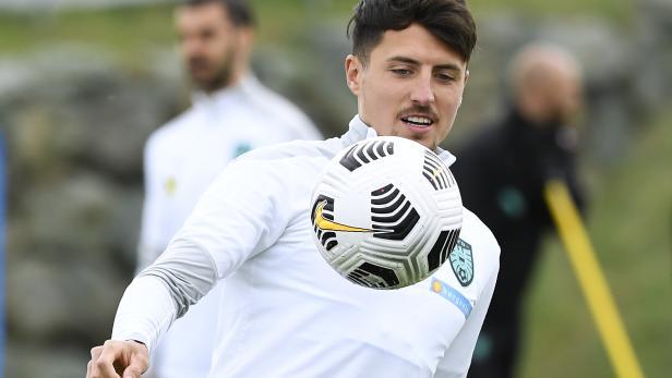 EURO 2020: TRAINING DES ÖFB-TEAMS IN BAD TATZMANNSDORF