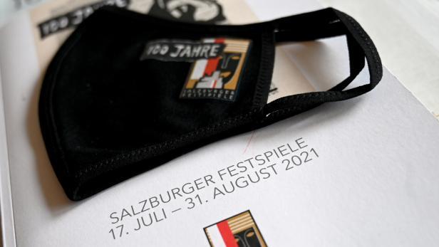 ++ THEMENBILD ++ CORONA : MASKENPFLICHT BEI BESUCH DER SALZBURGER FESTSPIELE