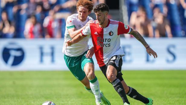 Feyenoord - Werder Bremen