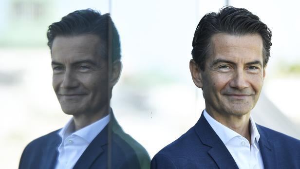 """PRESSEGESPRÄCH ORF-MANAGER ROLAND WEISSMANN """"ÜBER DIE ZUKUNFT DES ORF"""""""