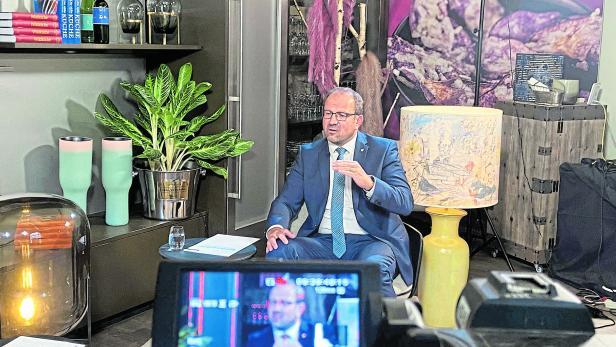 Talk mit Bernhard Ebner