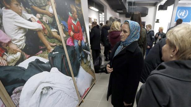 Museum opens at Memorial Center Potocari in Srebrenica