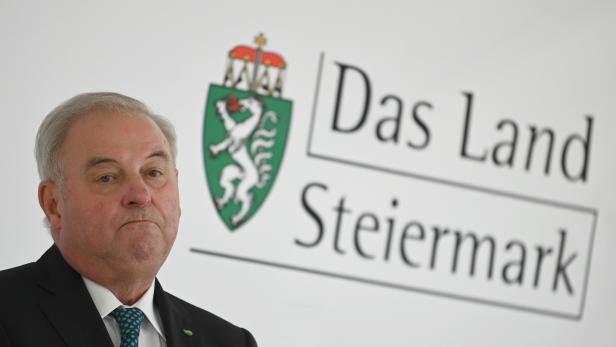 PK NACH DER LANDESHAUPTLEUTE-KONFERENZ: SCHÜTZENHOFER (ÖVP)
