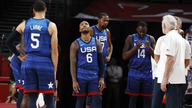 Olympic Games 2020 Basketball