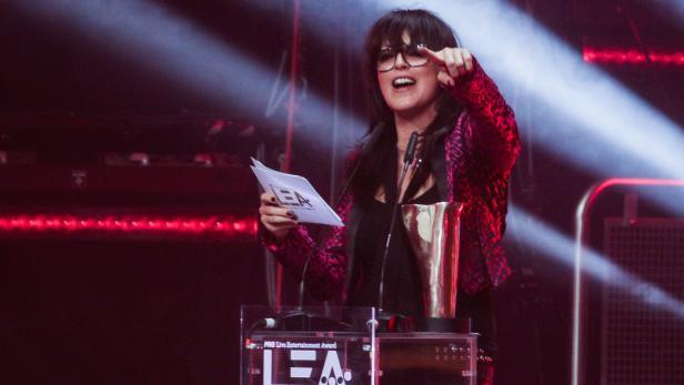 Verleihung PRG Live Entertainment Award (LEA)