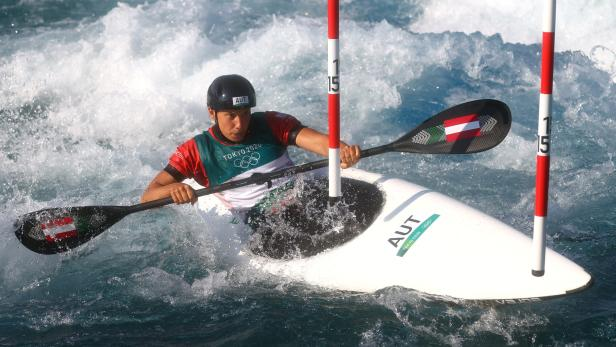 Canoe Slalom - Women's K1 - Heats