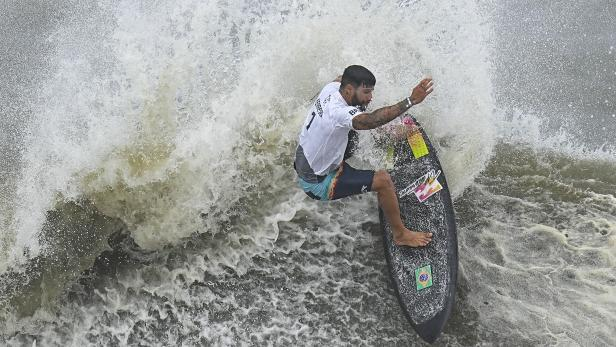 Olympic Games 2020 Surfing