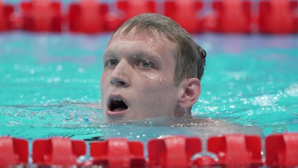 Swimming - Men's 400m Freestyle - Final