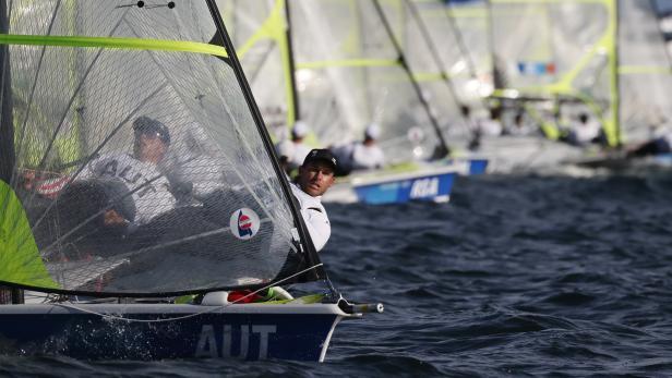 Sailing - Men's 49er - Opening Series