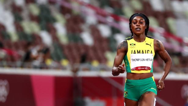 Athletics - Women's 200m - Semifinal