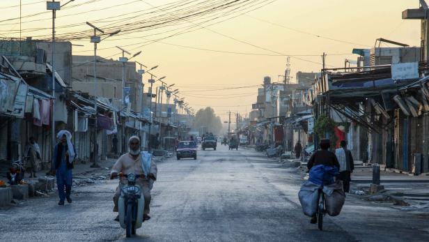 Afghanistan conflicts - Kandahar situation
