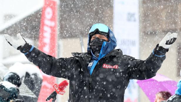 Alpine Skiing World Cup in Bormio