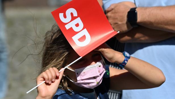 GERMANY-POLITICS-ELECTION-PARTIES-SPD-SCHOLZ