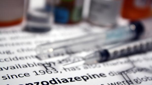Benzodiazepine drugs