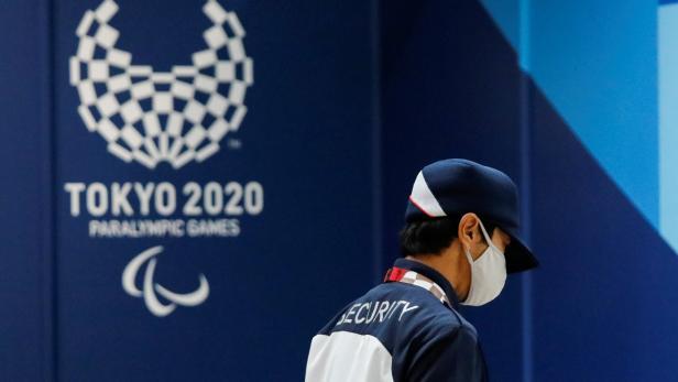 Logo of Tokyo 2020 Paralympic Games