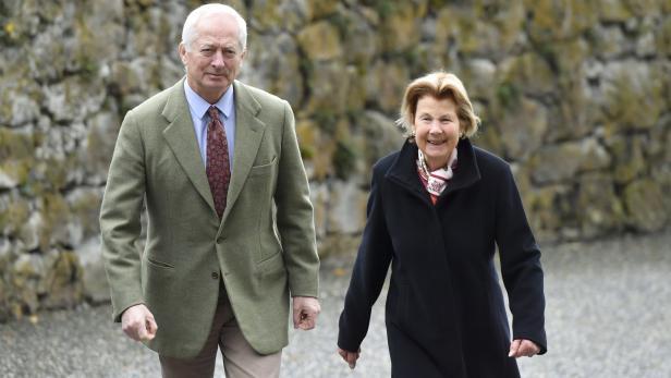 Prince Hans-Adam II and Princess Marie Golden Wedding celebration