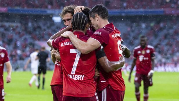 FC Bayern Muenchen vs. 1.FC Koeln - 1. Bundesliga