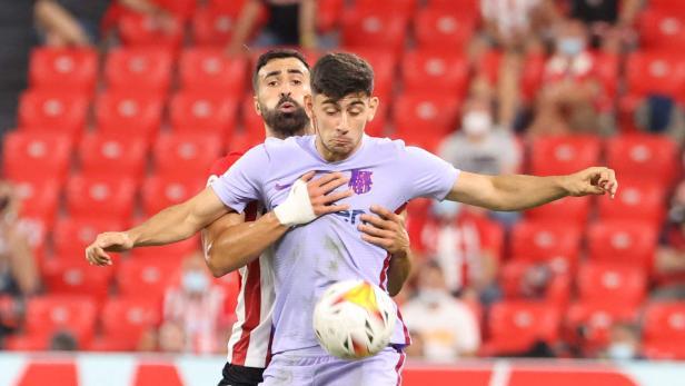 Athletic Bilbao vs. FC Barcelona - La Liga Santander