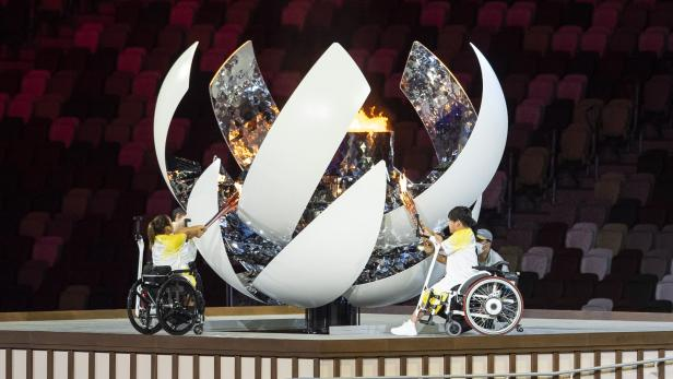 Tokyo 2020 Paralympics Games