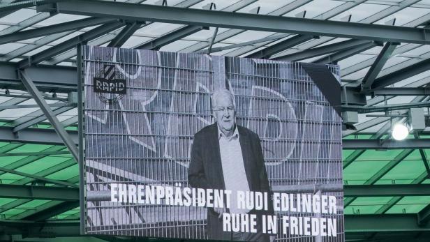 Fußball, SK Rapid Wien - Ried