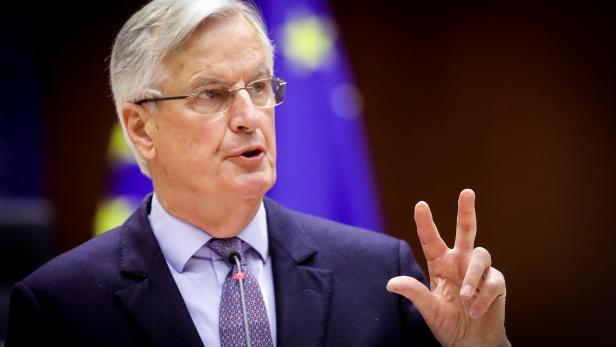 European Parliament holds final debate on EU-UK trade deal