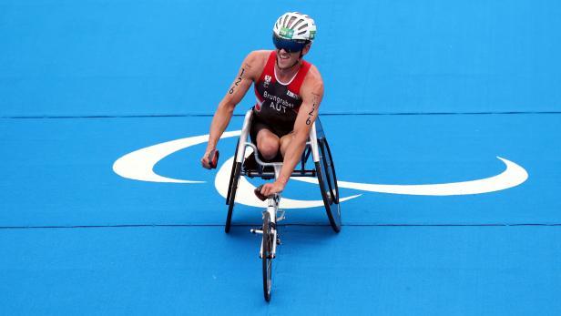 Tokyo 2020 Paralympic Games - Triathlon