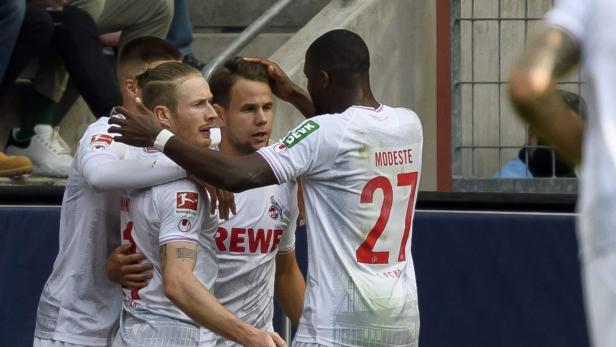 1. FC Koeln vs. VfL Bochum - 1. Bundesliga