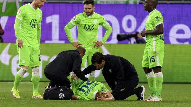 VfL Wolfsburg vs. RB Leipzig - 1. Bundesliga