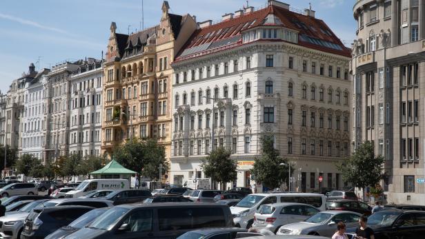 Parkplatz Naschmarkt