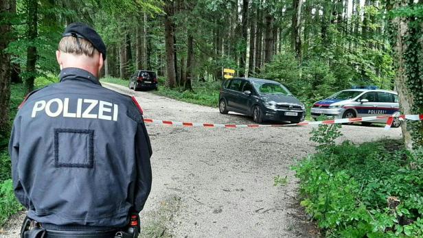 SALZBURG: SUCHE NACH VERMISSTEM EX-PAAR: LEICHE DER FRAU GEFUNDEN