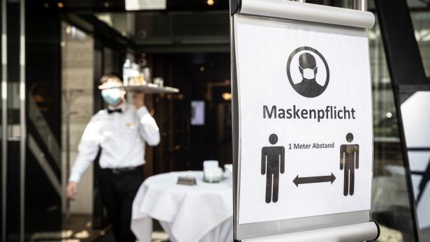 Verschärfte Maskenpflicht Innenstadt 21.9.2020