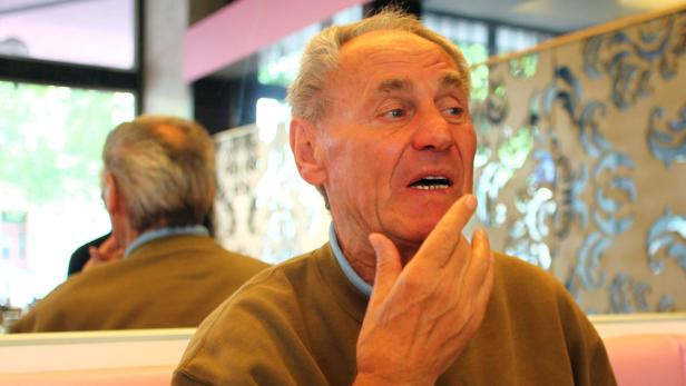 Franz Hasil Der Vergessene Champion Kurier At