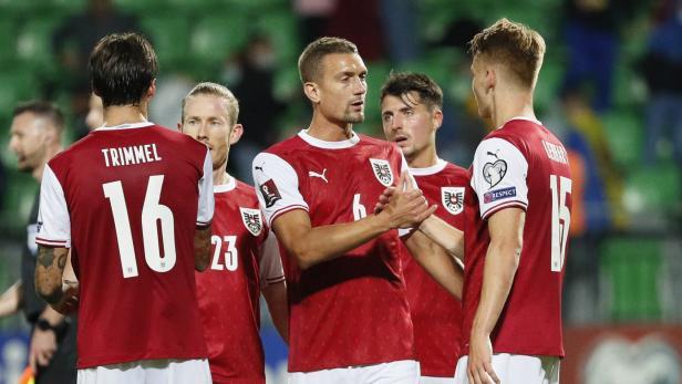 World Cup - UEFA Qualifiers - Group F - Moldova v Austria