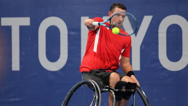 Tokyo 2020 Paralympic Games - Wheelchair Tennis