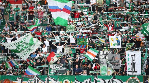 FUSSBALL: ADMIRAL BUNDESLIGA/GRUNDDURCHGANG: SK RAPID WIEN - RZ PELLETS WAC