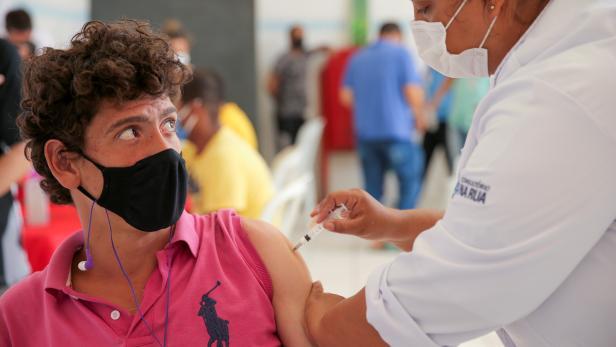 Outbreak of the coronavirus disease (COVID-19) in Sao Paulo