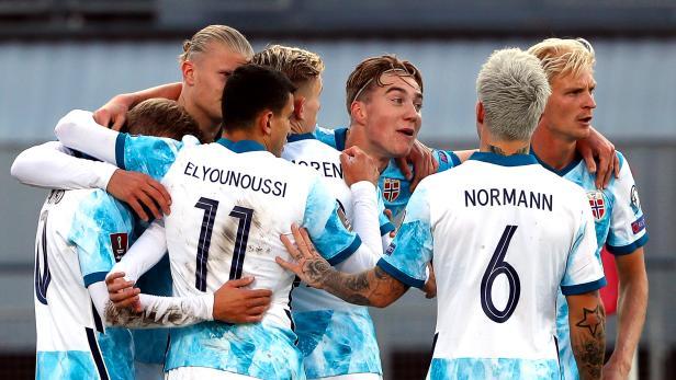 Latvia vs Norway