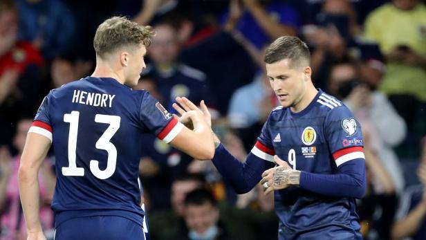 World Cup - UEFA Qualifiers - Group F - Scotland v Moldova
