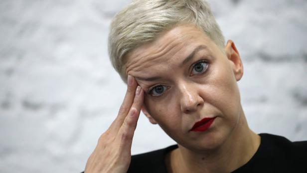 Maria Kolesnikova disappearence