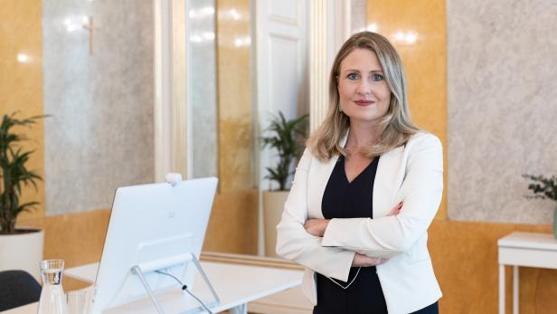 Interview mit Bundesministerin Susanne Raab