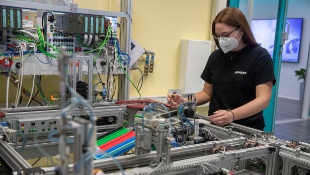 Siemens Training Center