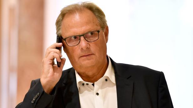 FUSSBALL: SITZUNG DES  ÖFB-WAHLAUSSCHUSSES MIT PRÄSIDENTENENTSCHEIDUNG - MILLETICH